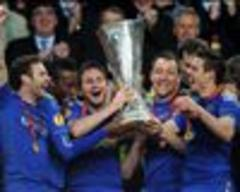Europa League winners to get Champions League spot from 2015-16