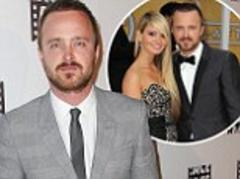 Breaking Bad's Aaron Paul to marry in Malibu beach wedding this weekend