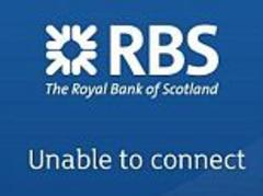 RBS customers unable to check accounts online with mobile app