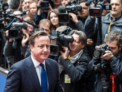 uk prime minister david cameron has gotten himself into a horrible mess