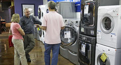Durable Goods Orders Rise Sharply in April