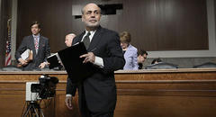 The Real Economic Outlook Behind Bernanke's Numbers
