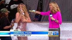 Mariah Carey's GMA Appearance This Morning Was a #Beautiful Disaster