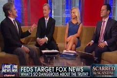 Geraldo Goes Off: Obama 'Terrorizing Journalists' An 'Un-American' Effort To 'Criminalize' Reporting