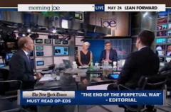 Scarborough Questions Contradictory Obama: Created 'Explosion' In Drone Strikes But Now 'Pulling Back'?