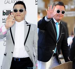 PSY Look-Alike Sneaks Into Cannes Parties and Fools Celebrities