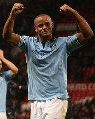 manchester city fear losing captain vincent kompany as monaco prepare �26m bid