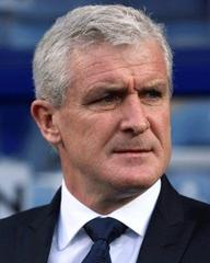 Mark Hughes leads race for Stoke City job