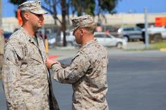 Marine Earns Bronze Star, Passes Lessons to Corpsmen