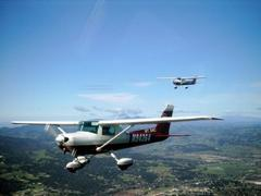 mt. sac flying team earns high marks for safety