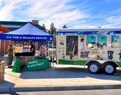 bear education trailer visits sammamish