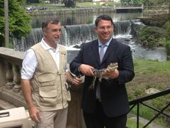 Mayor Ben Blake Announces 'Milford Day at the Zoo'
