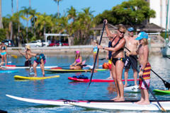 Paddle Against Cancer is Saturday
