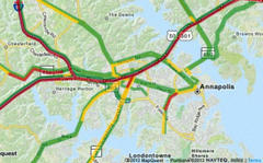 pre-memorial day traffic snarls annapolis
