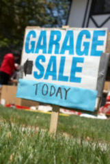 Yard and Garage Sales in Howard County this Weekend