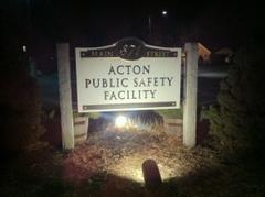 Gunshots Heard, Breaking and Entering, and More From the Acton Police Log