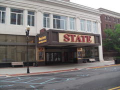 nj ass't secretary of state to speak at the state theatre