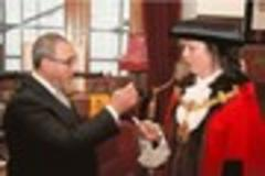 New Mayor believes in bright future for Croydon.