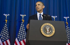 Obama tackles drones, Guantanamo in reset of war on terror