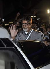 Amitabh Bachchan returns from Cannes!