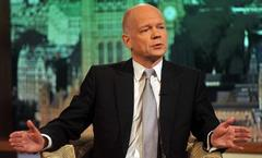 hague: israel losing support in uk because of settlements