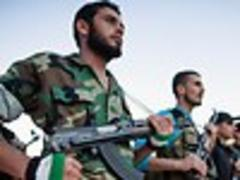 Cannibal leader bolsters Syrian rebels