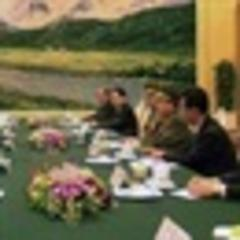 N Korean envoy meets China president