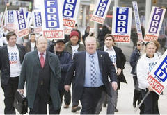 Rob Ford throws gasoline on the fire at city hall: James