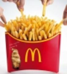 McMega Potato: McDonald's Rolls Out Its Highest-Calorie Item Ever